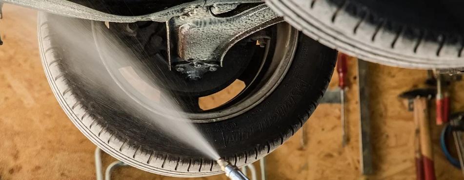 Trockeneisstrahlen in der Automobilbranche